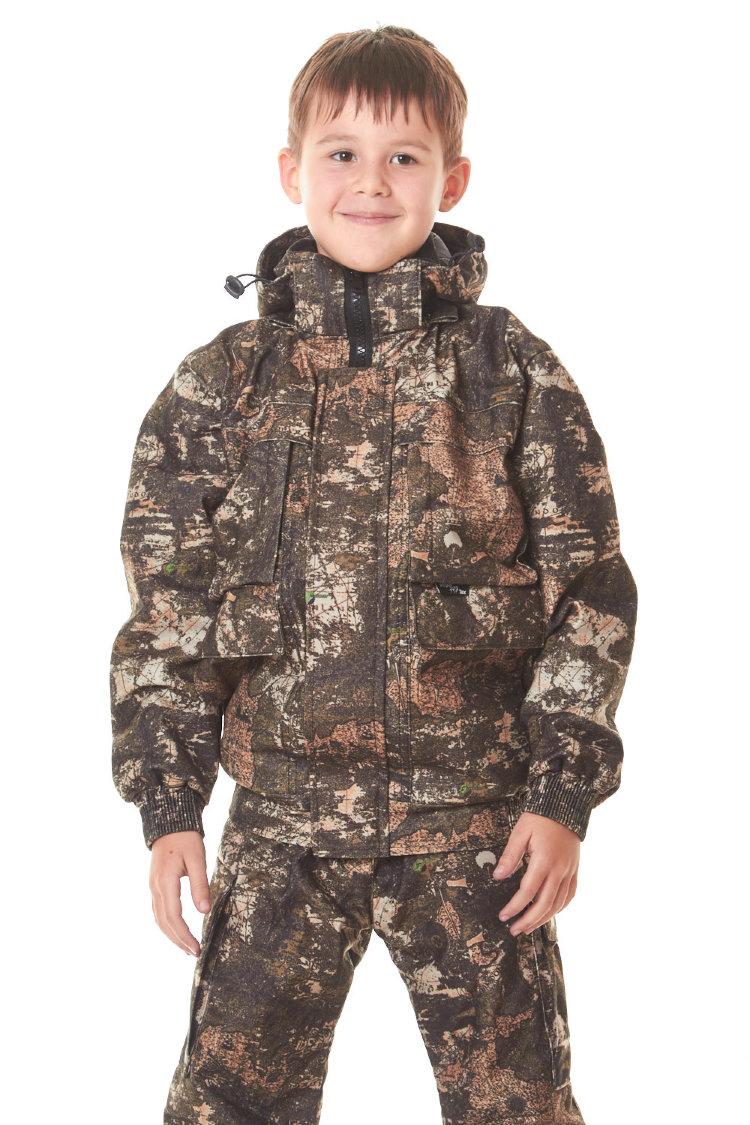 охота и рыбалка детская одежда
