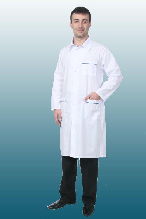 Халат медицинский мужской купить недорого