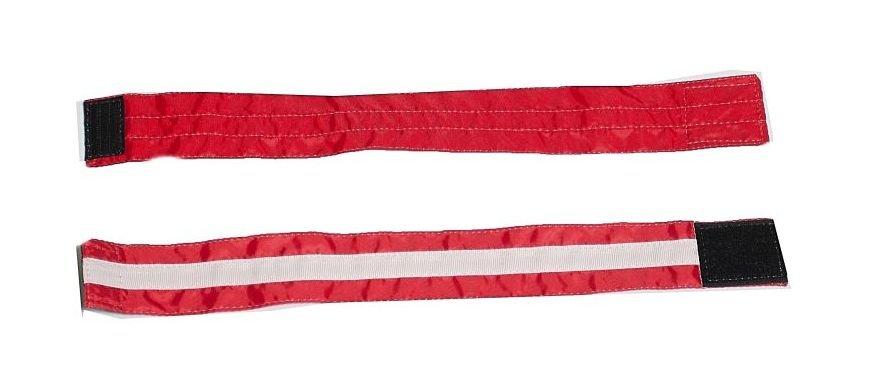 красные повязки дежурный на руку купить