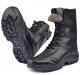 Ботинки с высоким берцем Экстрим-зима на молнии, натуральная шерсть БОТ740